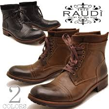 s boots lace hips s rakuten global market genuine leather mens ribbed with