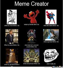 Meme Creat - meme creator by djnono meme center