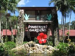 venues in miami pinecrest gardens south fl miami dade and borward county