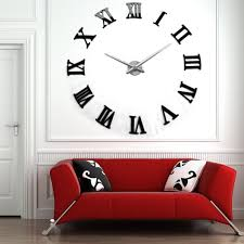 Clock Designs by Diy Wall Clock For The Better Ornament Inside Of A Room