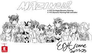 robot girls z shin mazinger zero hashtag images on gramunion