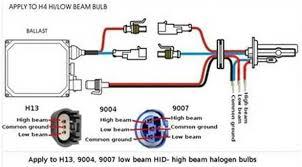 h4 hid installation wiring diagram wiring schematics and wiring