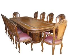 Carved Dining Table And Chairs 10 Seat Dining Table Wholesale Furniture Custom Made Furniture