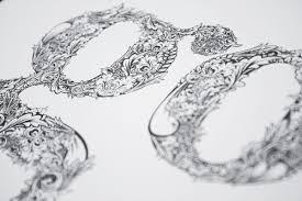schrift design detailverliebtes schriftdesign athur sinai klonblog