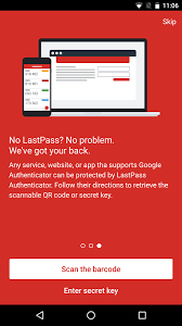last pass apk lastpass authenticator 1 2 0 1145 apk android