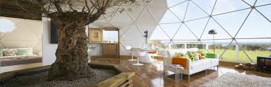 dome home interiors geodesic dome homes for escape podz a home