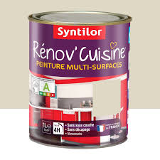 Peinture Rouge Cuisine by Peintre Meuble Cuisine Sur Idees De Decoration Interieure Et