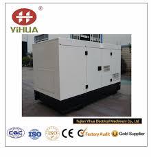 isuzu diesel generator sets fujian yihua electrical machinery co