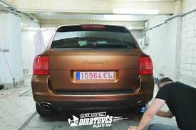 orange porsche aluminium orange copper plasti dip spalvos porsche cayenne