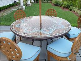 Patio Table Covers Rectangular Rectangular Patio Table Cover With Umbrella More Eye Catching