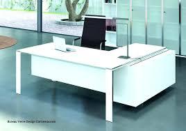 bureau en verre design bureau verre design with bureau en verre noir of bureau verre