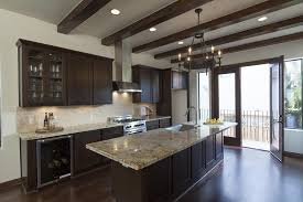 12 foot kitchen island cabinets with wood floor my home