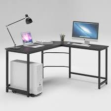 best l shaped desk 2017 reviews top gaming and computer desks