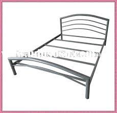 bed frame metal twin bed frames amazoncom handy living metal
