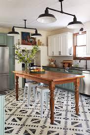 Diy Kitchen Makeovers - chalk paint kitchen makeover popsugar moms