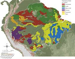Map Of The Amazon River The Domestication Of Amazonia Before European Conquest
