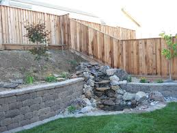retaining wall block fountain retaining water features japanese