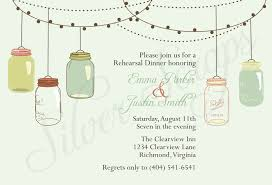 jar invitations finding beauty in vintage jar invitations for garden party