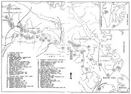 Virginia Map With Cities And Towns by The Project Gutenberg Ebook Of The First Seventeen Years Virginia