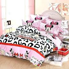 minnie mouse bedroom set minnie mouse bedding full pauljcantor com