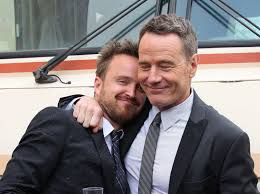 bryan cranston and aaron paul a photo history vulture