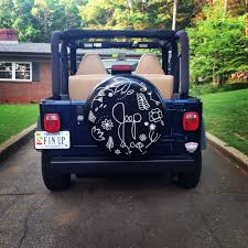 jeep life tire cover beach tire cover navy jeep wrangler car pinterest jeeps