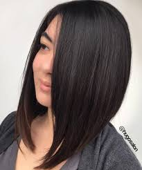 one side stack sassy bob bllack hair 70 best a line bob haircuts screaming with class and style