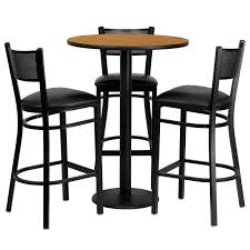 Outdoor Bar Table And Stools Height Bar Table And Stool Foster Catena Beds