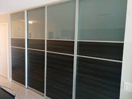 Custom Room Dividers by Sliding Doors Room Dividers Sliding Door Room Divider Glass Room