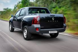 renault pickup truck renault press renault duster oroch express is new version