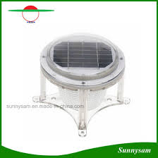 solar powered pillar lights china 6v 1 5w solar powered l led pillar light l auto lighting