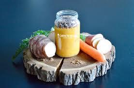 topinambour recette cuisine filet de canard sur purée de carotte topinambour muscade pour bébé