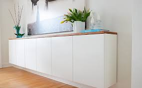 sideboards amazing floating buffet table floating buffet table