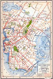 Map Of New York City Attractions Pdf by