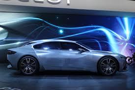 peugeot exalt exalt concept la future 408 gt en direct du mondial de paris 2014