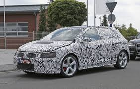 spyshots why the 2018 volkswagen polo gti might have a 2 0l turbo