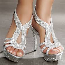 silver wedding shoes wedges silver wedding shoes