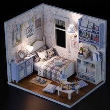 Doll House Furniture Ideas Online Get Cheap Handmade Dollhouse Miniatures Aliexpress Com