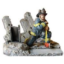 firefighter figurines replica historical figurines