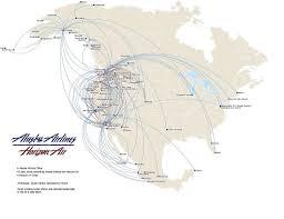 alaska air map alaska airlines flight map my within alaska air route map
