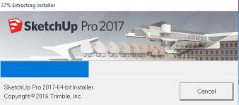 google sketchup pro 2017 is the most intuitive way to design
