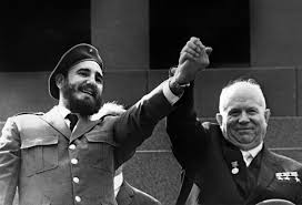 convinced by the communists some theorize soviets or castro