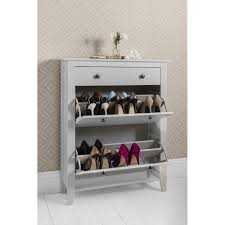cotswold shoe storage unit in white noa u0026 nani
