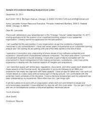 cover letter investment banking u2013 aimcoach me