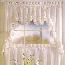 kitchen curtains ideas modern spacious modern ideas kitchen curtains and valances country style