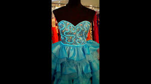 glass slipper bridal johnathan kayne prom light up dress