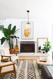 Inspiring Living Room Ideas Artsy Fartsy Artsy And Vintage - Vintage modern interior design
