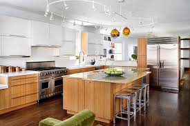 Track Kitchen Lighting Functional Ideas Of Track Kitchen Lighting