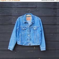 black friday levis shop levi trucker jean jacket on wanelo