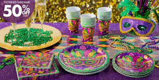 cheap mardi gras decorations masquerade mardi gras party supplies party city
